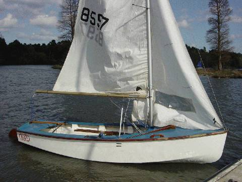 Photo of GP14 Dinghy