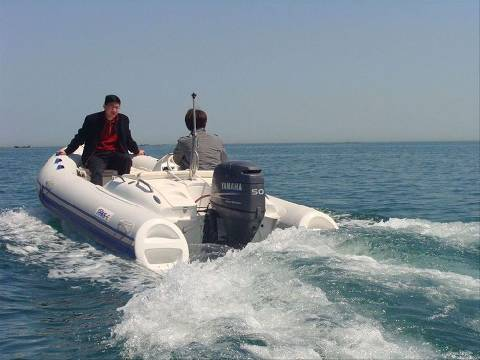 Photo of Transe Boats RIB-420S