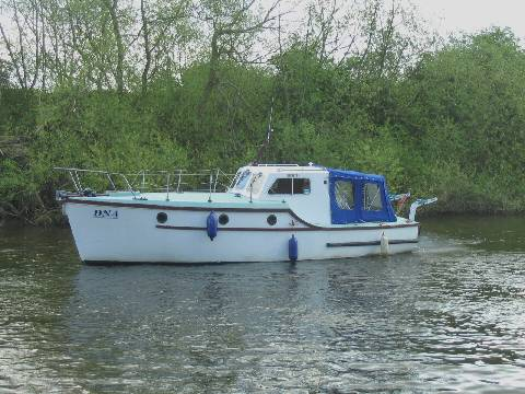 Colvic northerner motor boats for sale by rees marine for Motors for boats for sale